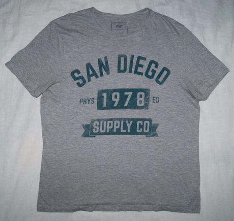 Продам мужскую футболочку San Diego, F&F, размер L