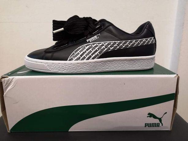 Buty Puma Basket Heart AOP r.37