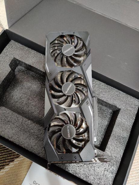 Видеокарта GIGABYTE GeForce RTX 2060 GAMING OC PRO 6G. На гарантии!