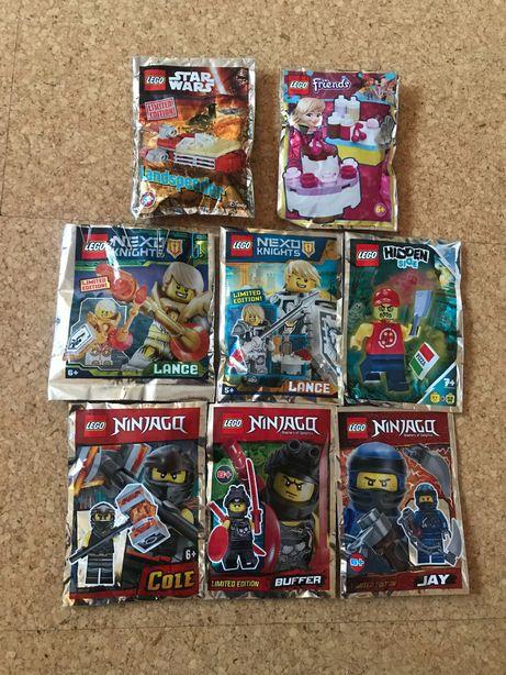 Полибеги lego ninjago, hidden side, friends, nexo knights, star wars.