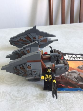 LEGO STAR WARS, оригинал, без коробки, с инструкцией