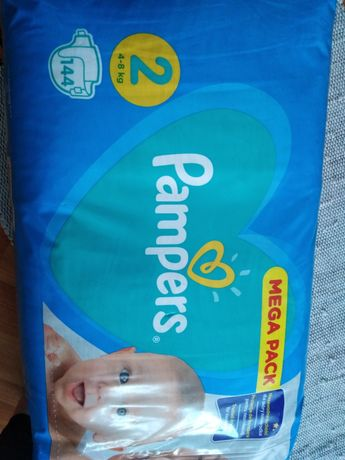 Pampersy Pampers 2, 144szt.