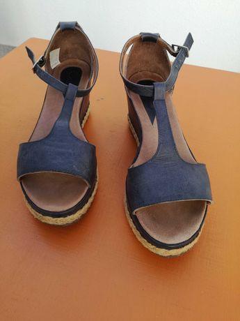 Sandálias de tacão alto, 40