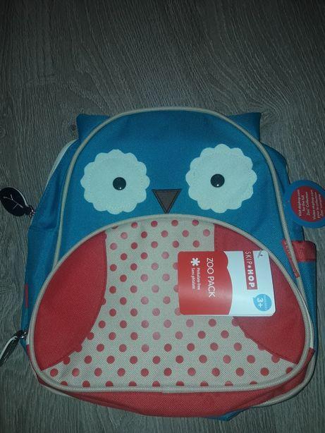Новый рюкзак backpack skip hop zoo pack owl сова скип хоп