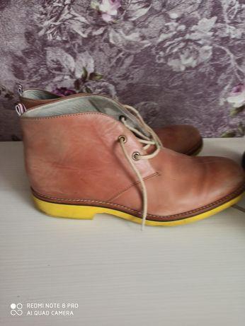 Обувь ботинки продано