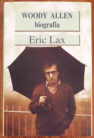 """Eric Lax """"Woody Allen biografia"""""""