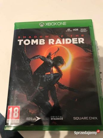 wymienię shadow of the tomb raider xbox one