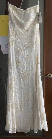 Платье вечернее , свадебное