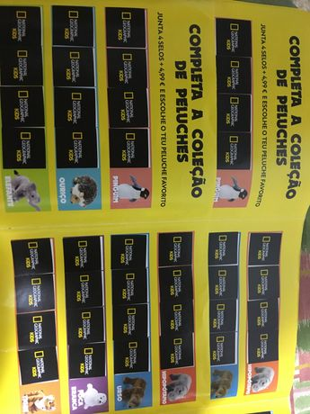 Selos auchan national geographic