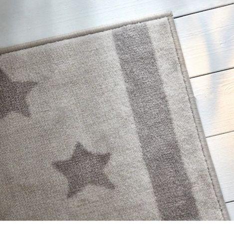 dywan IKEA Himmelsk szary 133x160 cm