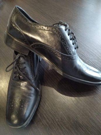 Eleganckie buty chłopięce Ryłko