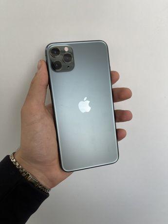 Iphone 11 Pro Max 256 gb Green Neverloc Гарантия Обмен
