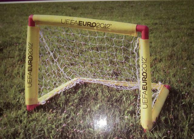 Bramka piłkarska dla dzieci Euro 2012 oryginał