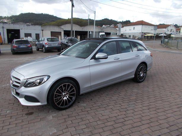 Mercedes c180 cdi Sw Bluetec c jantes 18 , tecto de abrir