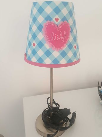 Lief style lampka