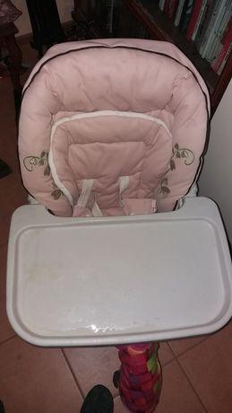 Японский детский стульчик со столом Aprica с рождения до 4 лет.