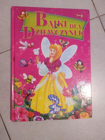 Bajki dla dziewczynek, książka z bajkami