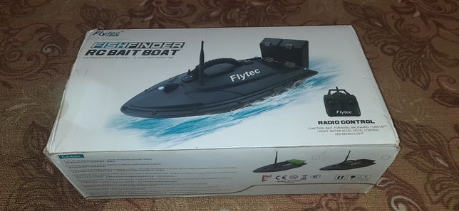 Карповый кораблик Flytec