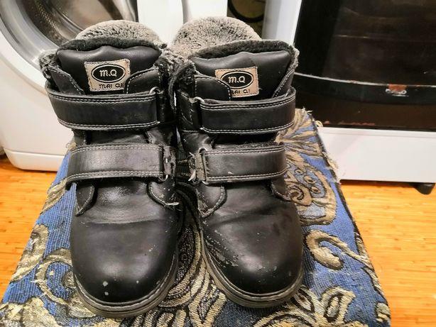 Полусапожки, ботинки зимние для мальчика