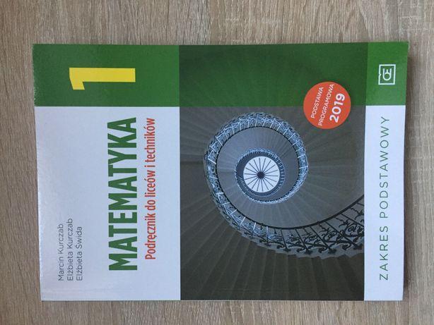Matematyka 1 podręcznik do liceów i techników zakres podstawowy