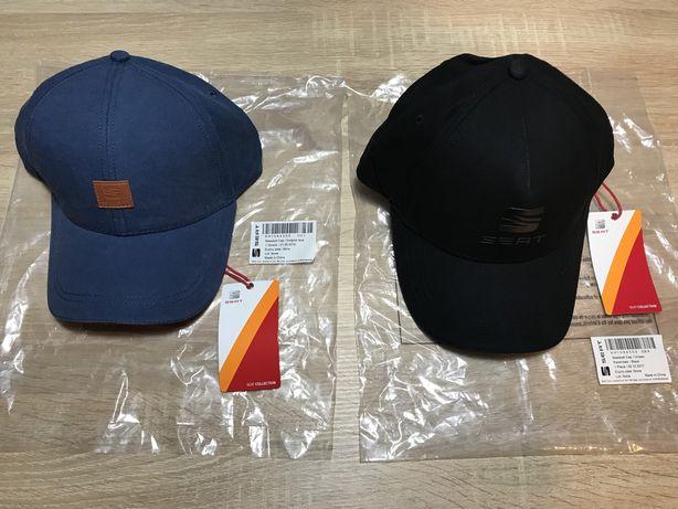 Czapka z daszkiem Seat oryginał nowe czapeczka cena za 2 szt