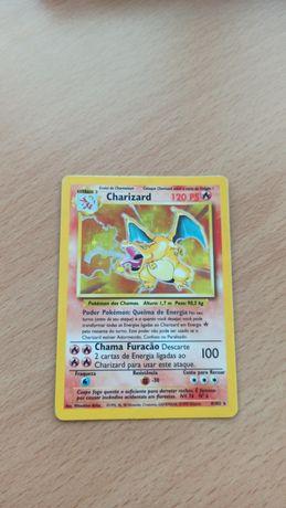Conjunto +400 Cartas Pokémon 1st Edition e Base set