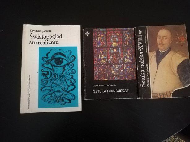 Sztuka polska 18 w, Sztuka francuska cz.1 Światopogląd Surrealizmu