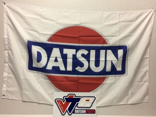 Bandeira decorativa Datsun