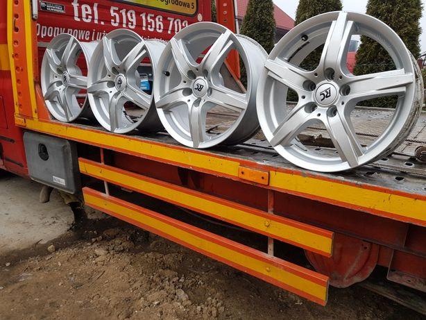 Felgi Aluminiowe WV Tiguan R16 5x112 ET33 6.5J