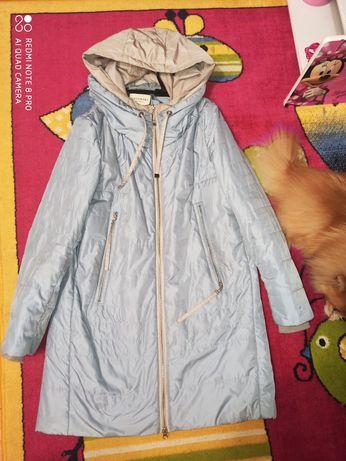 Фирменное Пальто пуховик куртка курточка парка