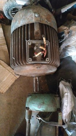 Електродвигун 5,5квт