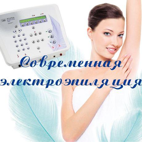 Современная электроэпиляция с аппаратом Apilus Senior 3G