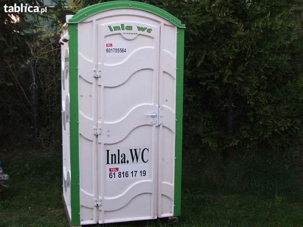 Toalety przenośne, Toaleta WC Wynajem- serwis Poznań -Toj, Toj