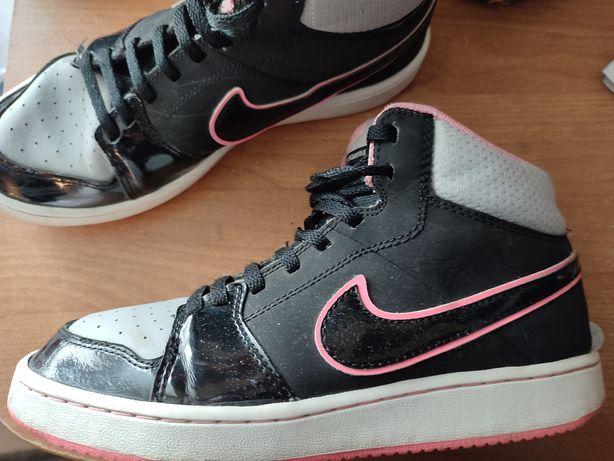 Nike,36, кроссовки,хайтопы,унисекс