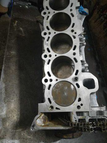 Kompletny blok silnika BMW 3.0 benz 231PS M54B30 beż głowicy