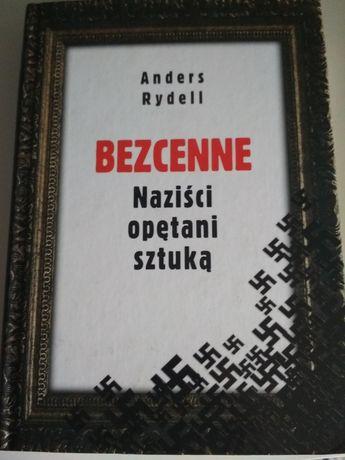 "Książka ""Nazisci opetani sztuka"""