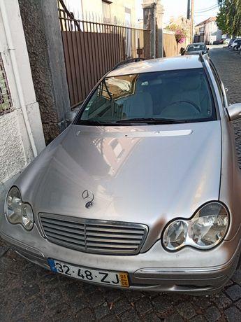 Mercedes C carrinha