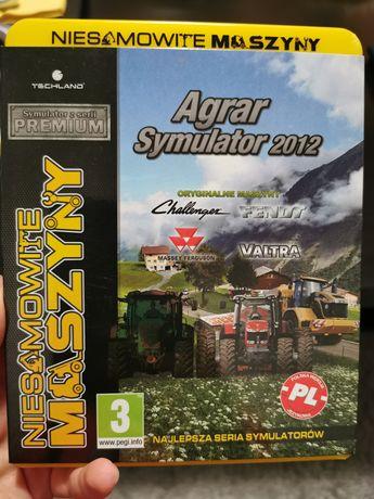 Gra PC - Agrar Symulator 2012 PL