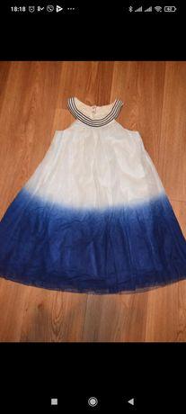 Красивое платье от 7 лет