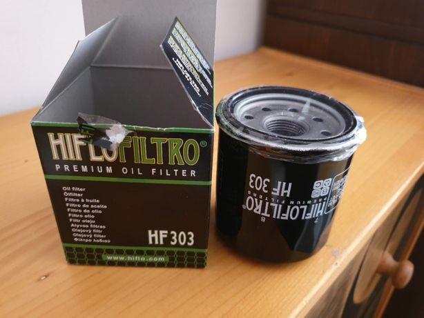 Filtr oleju HifloFiltro HF 303 motocykl