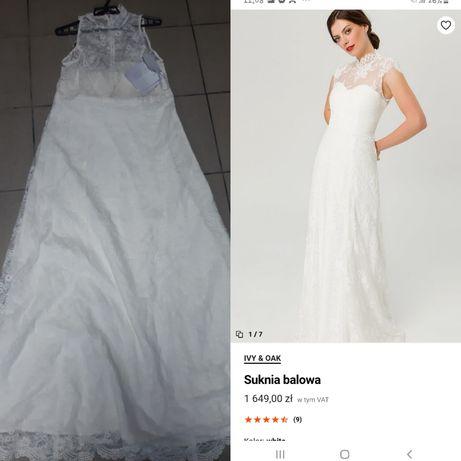 Suknia ślubna ivy&oak