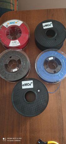 Filament PLA eMCe 3D