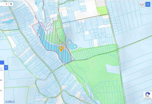 Земельна ділянка 11 га, для Котеджного містечка
