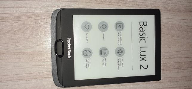 Czytnik ebooków Basic Lux 2