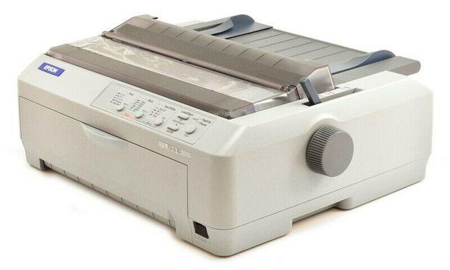 (НОВЫЙ на гарантии!) Матричний принтер Epson FX-890 (C11C524025)