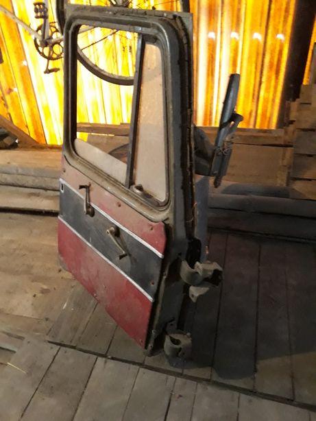 Продам двері з пройомами ГАЗ 66