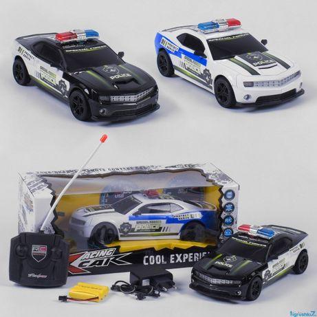 нов Полицейская машинка на радиоуправлении, мощный мотор, свет фар
