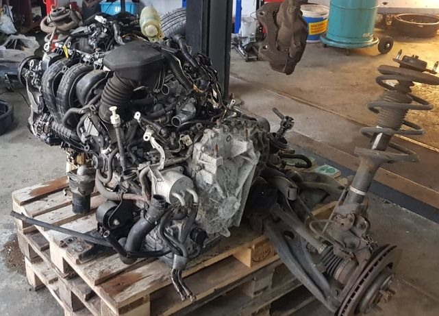 Głowica 2,4 16V MiVEC 4B12