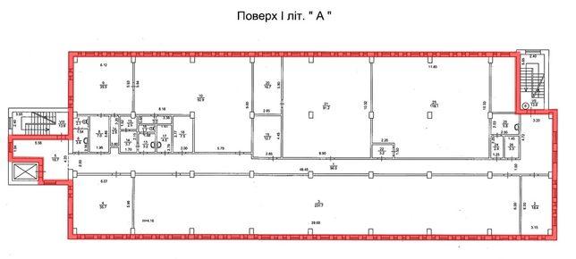 Аркадия под офис, курсы, производство и пр. от 90грн./м. 50-800 кв.м.