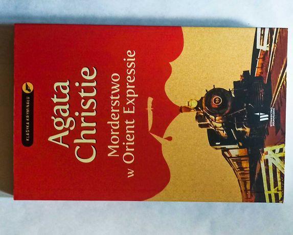Agatha Christie Morderstwo w Orient Expressie